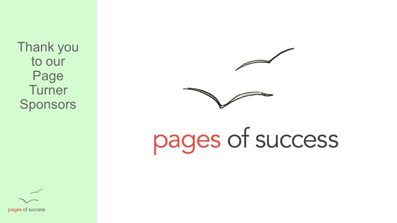 pages of success - page turner